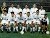 Time posa para primeiro jogo da Final da Copa Conmebol 1998.