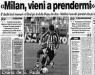 Cobiça européia do Milan sobre Diego.