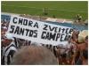 Torcida santista não esquece da perseguição implacável do STJD ao Santos.