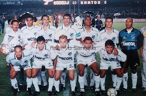 1995 - Botafogo 2 x 1 Santos - Final do Campeonato Brasileiro